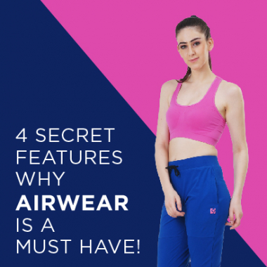 4 secret features why AirWear is a must have
