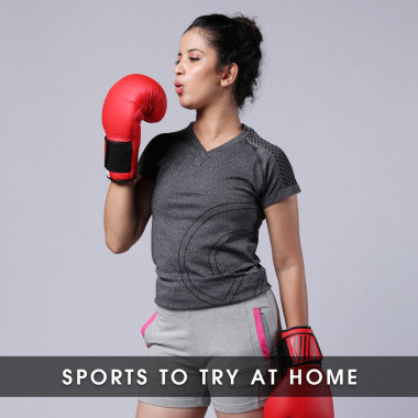 Sports You Can Try At Home